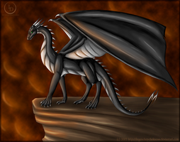Dragon Form by Legendary-Darkness