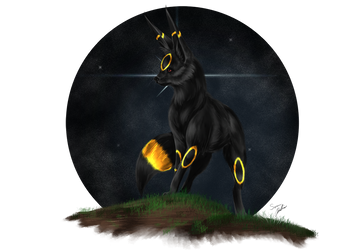 Umbreon by Legendary-Darkness