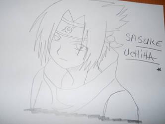 sasuke uchiha by maovei