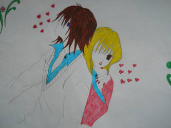 Love Draw! by maovei