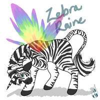 Zebra Raine by causticardor
