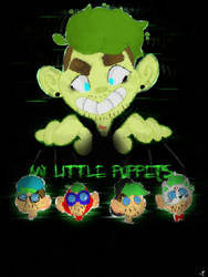 MY LITTLE PUPPETS...(#septicart) by MadiChuu