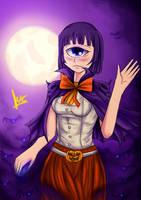Manako - Halloween fanart by LucasLSBS