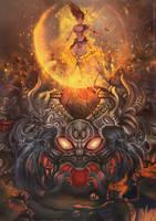 devil lord by Montjart