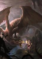 Dragon Pearl by Montjart