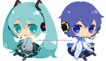 F2U :: PD Vocaloid by UwPP