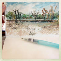 Lake Nokomis WIP by MSNDVK