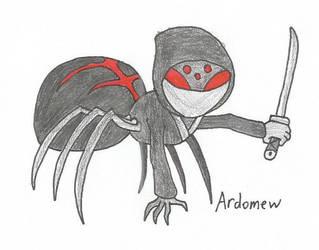 Inktober - Day 21 by Ardomew