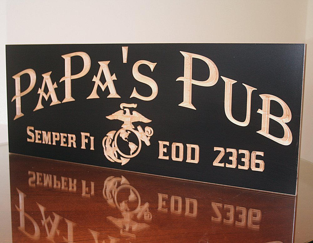 Military Retirement Gift Idea by benchmarkcustomsigns ... & Military Retirement Gift Idea by benchmarkcustomsigns on DeviantArt
