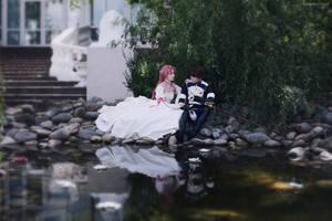 Romantic moment by LinaliaVII