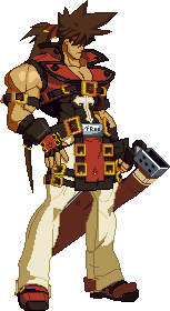 Sol Badguy Guilty Gear Xrd By Fmakuma On Deviantart