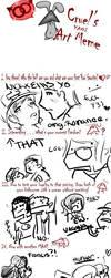 Omg yaoi meme by Resident-evil-nerd