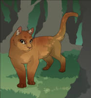 Fireheart by WillowWhiskers