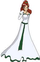 Lita as Odette by rininuzuka