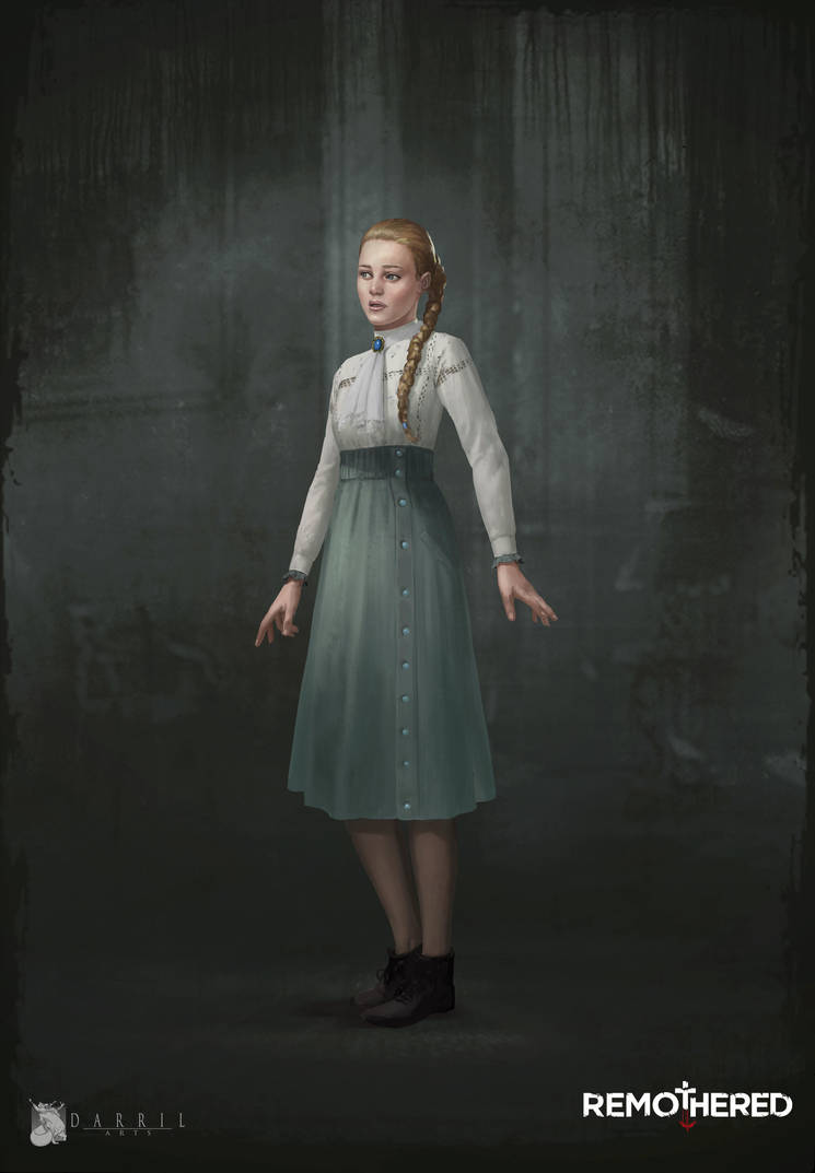 REMOTHERED - Celeste/Jennifer by Chris-Darril