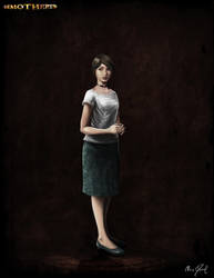 REMOTHERED - Lauryn by Chris-Darril