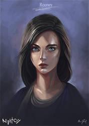 Project Scissors: NightCry - Rooney *portrait by Chris-Darril