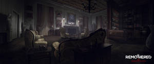 REMOTHERED: Tormented Fathers - Background Art by Chris-Darril