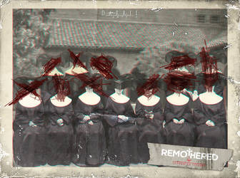 REMOTHERED: Tormented Fathers - Red NunS by Chris-Darril