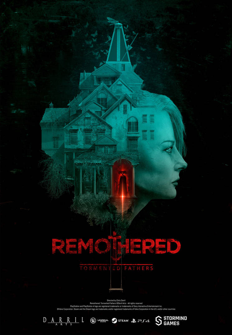 REMOTHERED: Tormented Fathers - Official Cover Art by Chris-Darril