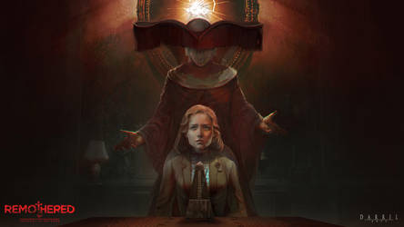 REMOTHERED: Tormented Fathers - Launch Promo Art by Chris-Darril