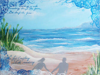 Beach Walk by illicitjedi
