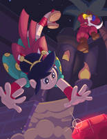 Hurry Up! by HeroGear