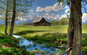 South Moulton Barn by eDDie-TK