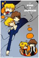 KaiJou - sleep together by M31rU-Ch4N