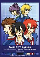 Tales Of Y-Gakuen - Cover by M31rU-Ch4N