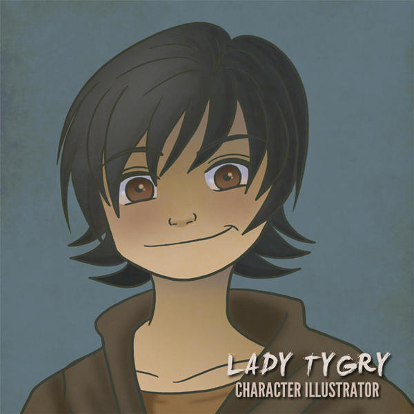 ladytygrycomics's Profile Picture