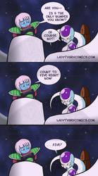 Freeza's Wish V.3 (mild DBS Broly Spoilers) by ladytygrycomics