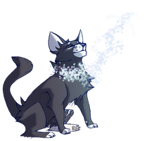 Cinderpelt, the brave -at- by Hi-TuVy