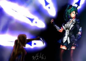 Eclair`s Phantom Blade (3) by Ro4le