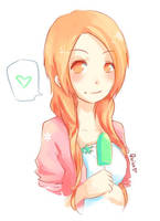 Colorful Orihime by Quiss