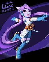 Sash Lilac - Freedom Planet 2 by goshaag