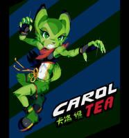 Carol Tea - Freedom Planet 2 by goshaag