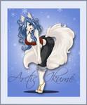 Arctic Ikume by Arctic-Sekai