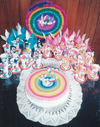 Tiny Toons Party Decorations 01 by alesaenz