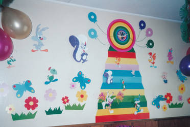 Tiny Toons Party Decorations 03 by alesaenz