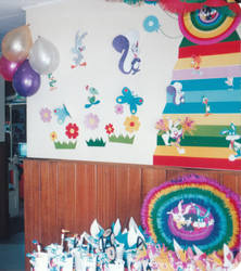 Tiny Toons Party Decorations 05 by alesaenz