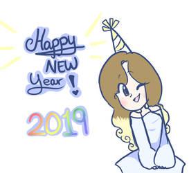 New Years 2019 by Koniimelia