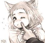 Kitty by AirinNoSekai