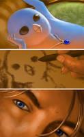 Drawing Reginald by AdamHunterPeck