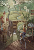 Ride on a camelamp by razislav
