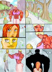 Jealous Girlfriend by FemGore