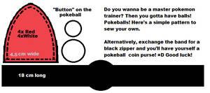 Pokeball pattern by Free-Falling