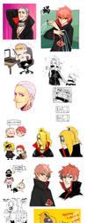 Akatsuki Dump by EvnfreedRR