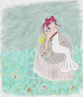 Chibi-chibi princess by cupcakedoll