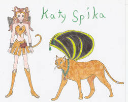 Winx- Katy design by cupcakedoll